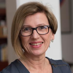 FH-Prof.in DPGKP Mag.a Barbara Riegler